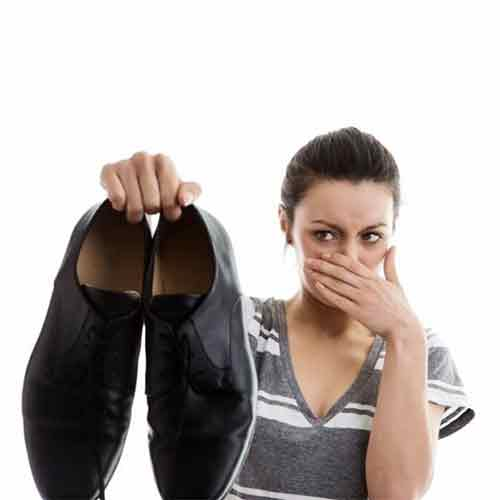 Ways to eliminate the smell of shoes