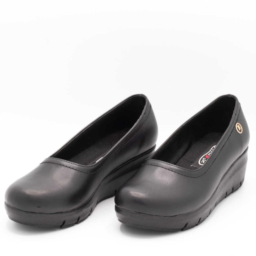 کفش طبی زنانه مشکی