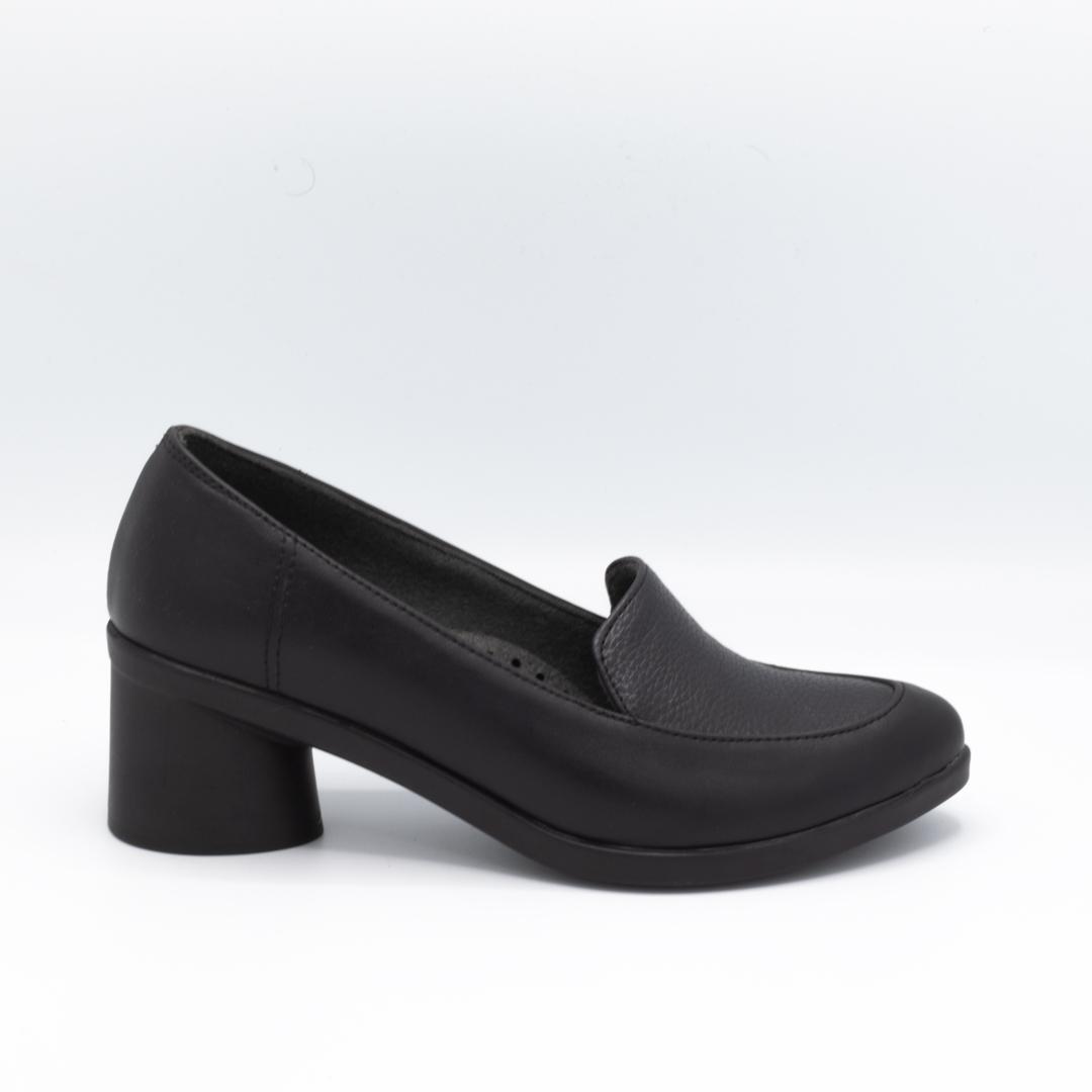 کفش پاشنهدار زنانه مشکی
