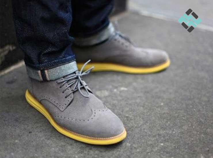 کفش دربی