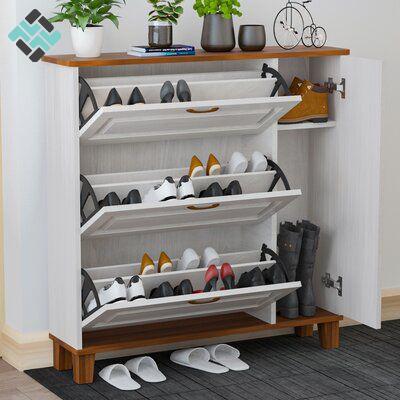 نظم دادن کفش ها