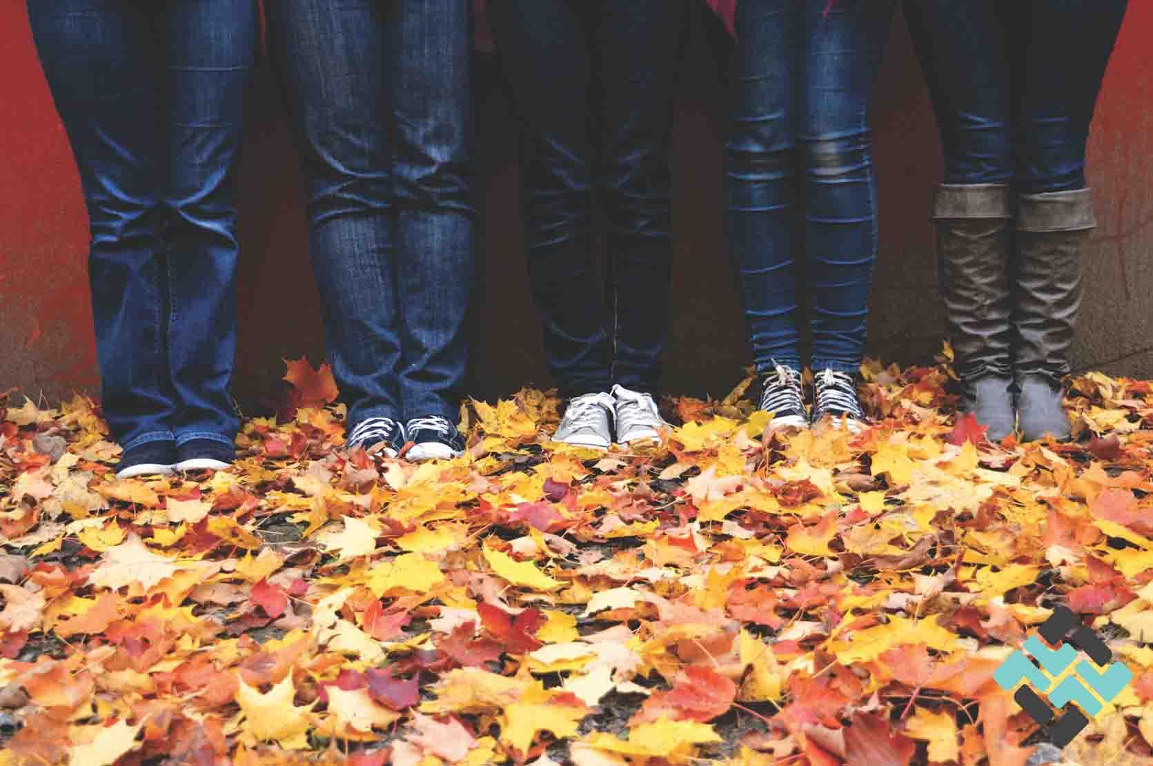 ویژگی های کفش مناسب پاییز